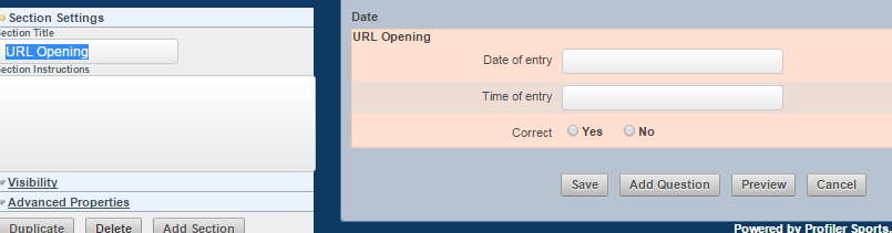 """A link to an external website can now be added into an event, but it MUST be written to include target=""""_blank"""" (which will open the link in a new blank web page)"""