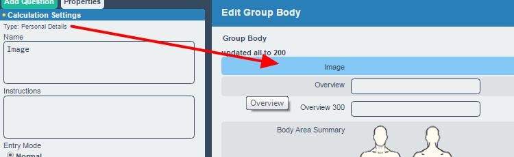 This field can be added to an Event Form or to a Profile Form