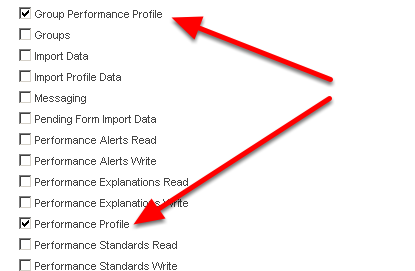 Group Performance Profiles and Performance Profiles enable a user to run a pdf report of data in an Event Form which is set to be a Summary field (an Advanced Field permission set in the Event Form Builder for each field)