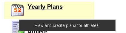 The Yearly Plan button is available on the Home Page of the site