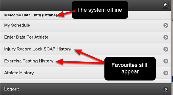 You will have access to the same modules and features as on the Online version