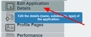 One of the Chart Properties Collections can be applied to the entire site. Only the Site Owner can make this change on the Application Details.