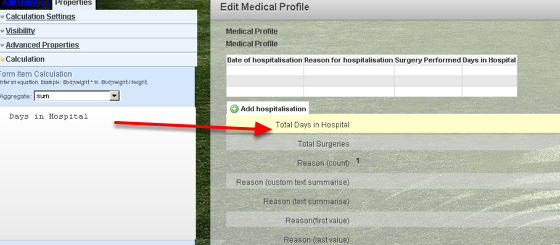 Alternatively, you may want to add in additional calculation fields into a Profile Form (as shown here) after the form is initially created.