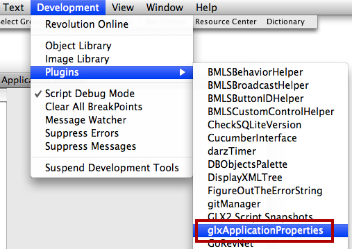 Open Framework Plugin