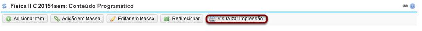 Clicar em Visualizar Impressão.