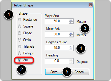 Create Custom Ground Line from Helper