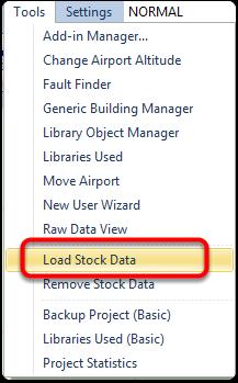 Loading the Stock Data