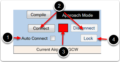 Connection controls