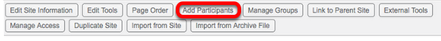Click Add Participants.