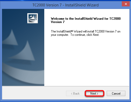10. Follow the prompts in the InstallShield Wizard.