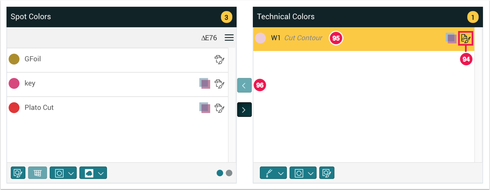 fast Mapping Technical Color - 1.7.4